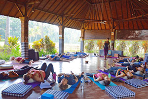 Bali Yoga Retreat Aug 24-30 2019